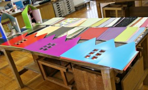 課外授業 「プリハウス作り」