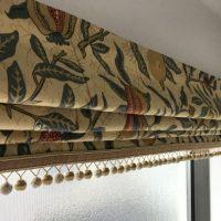 ウィリアム・モリスのカーテン施工事例