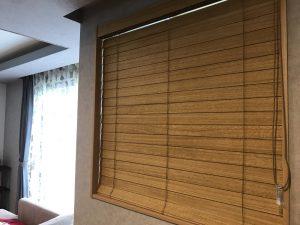木製(ウッド)ブラインドスラット幅