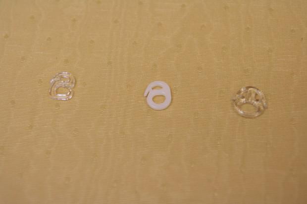 3種類のリング