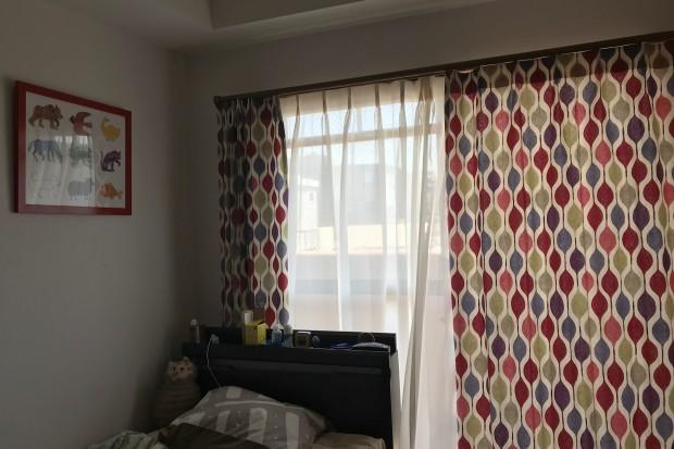イギリス製カーテン