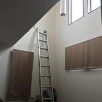 吹き抜けの家 冷房対策