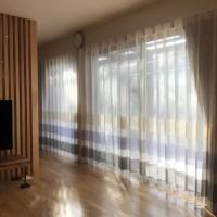 カーテンの開き方は、「片開き」をオススメする場合があります。