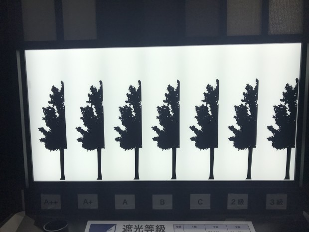 カーテンの遮光1級がさらに5段階に等級分け、お部屋を真っ暗にしたい方の参考に