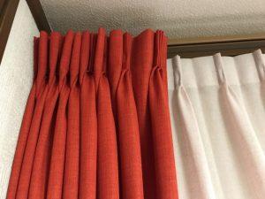 リネンライクカーテン