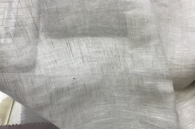 麻(リネン)レースカーテン