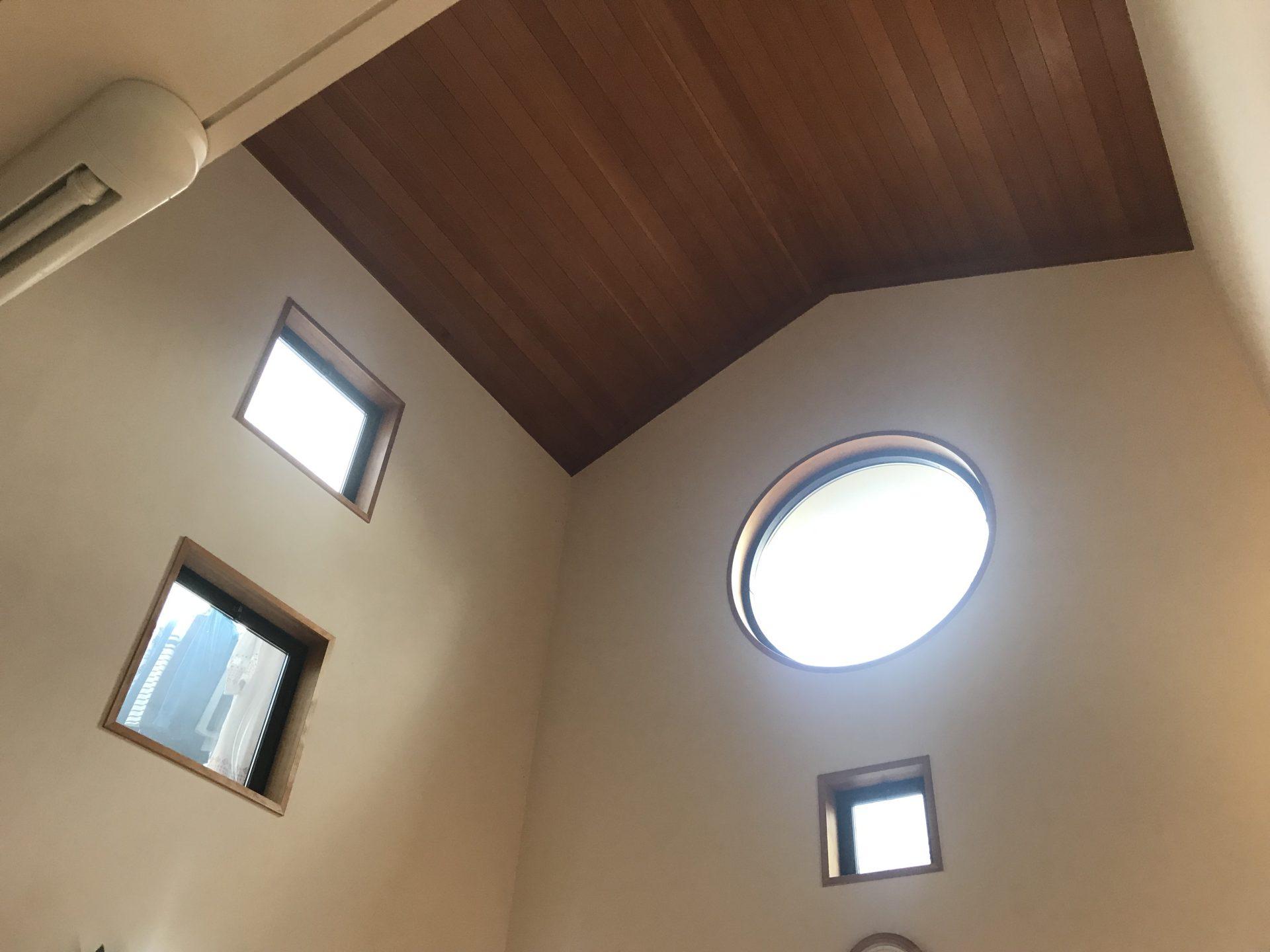 天幕カーテン・固定式
