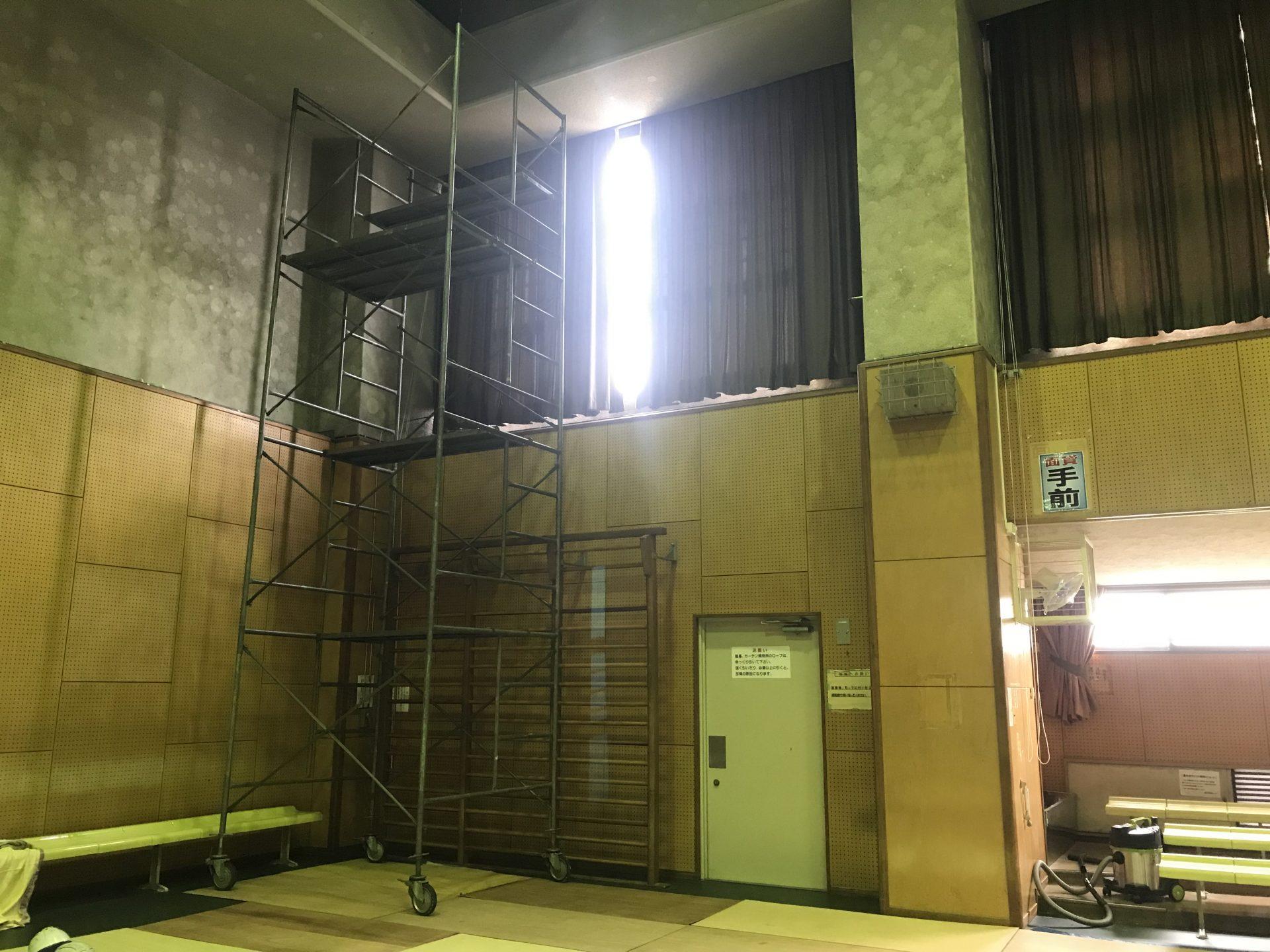 ローリングタワー3段