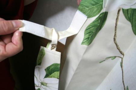 縫い付けタッセル