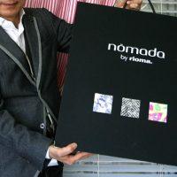 「nomada」はスペインのRioma社のセレクトBOOK