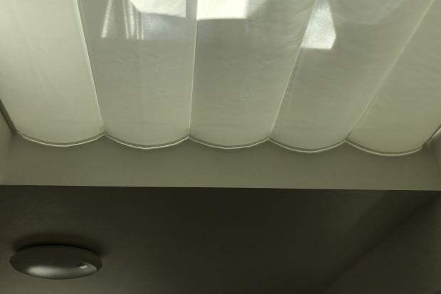吹き抜けのある家は冬の冷えが半端ない!「天幕カーテン」で解消