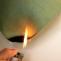 火を付けるテスト